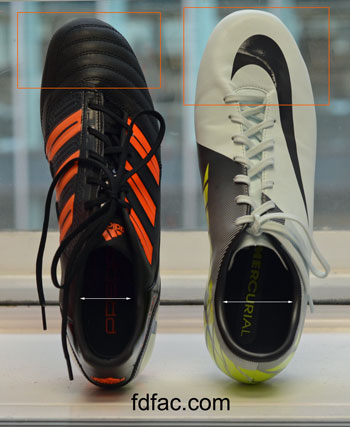 Sizing Soccer Cleats | Dr. Jenny Sanders Shoe Blog